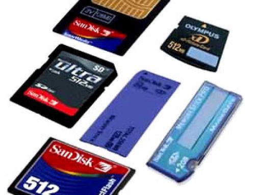 Cấp cứu thẻ nhớ bị mất dữ liệu