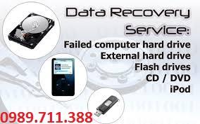 phục hồi dữ liệu