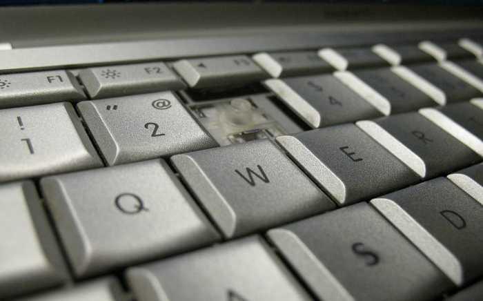 Bàn phím máy tính xách tay