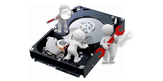 Kiểm tra sức khỏe ổ đĩa cứng