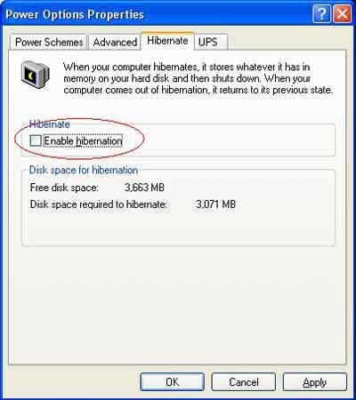 tăng không gian đĩa cứng