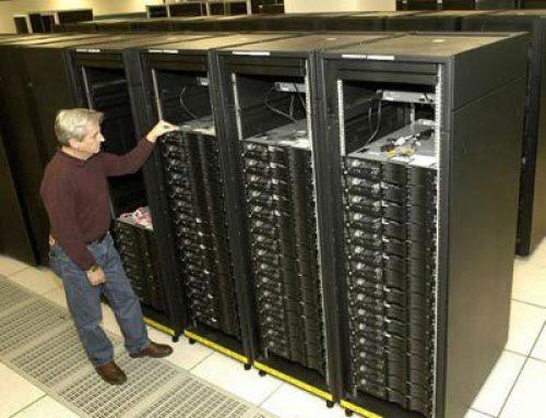 Thay ổ cứng ssd cho siêu máy tính