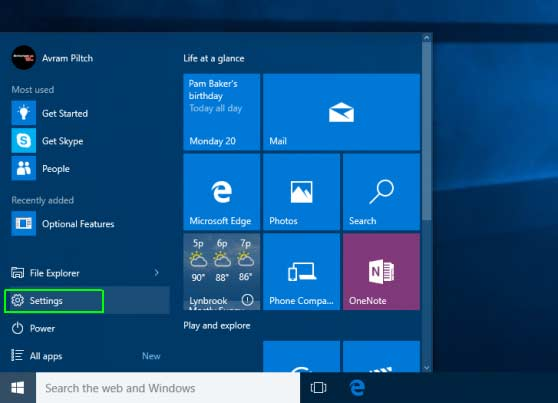 reset windows 10 mất dữ liệu