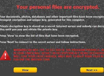 Cứu dữ liệu ổ cứng bị virus mã hóa