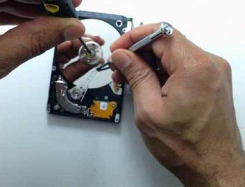 Khôi phục tệp tin từ ổ cứng hỏng