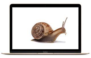 macbook chạy chậm